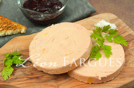 Lot de 2 Blocs de foie gras de canard origine France 100g