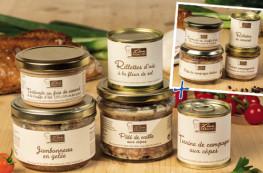 Colis Gourmands : 1 colis des beaux jours + 1 colis 4 spécialités